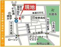 大徳寺北MAP